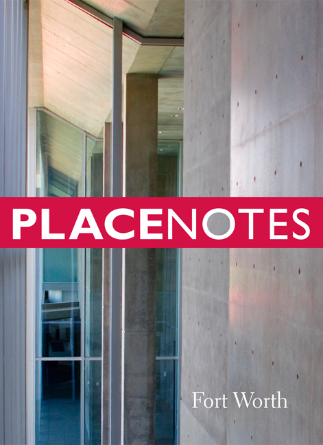 Cover of Placenotes—Fort Worth
