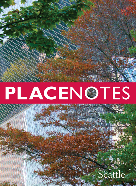 Cover of Placenotes—Seattle