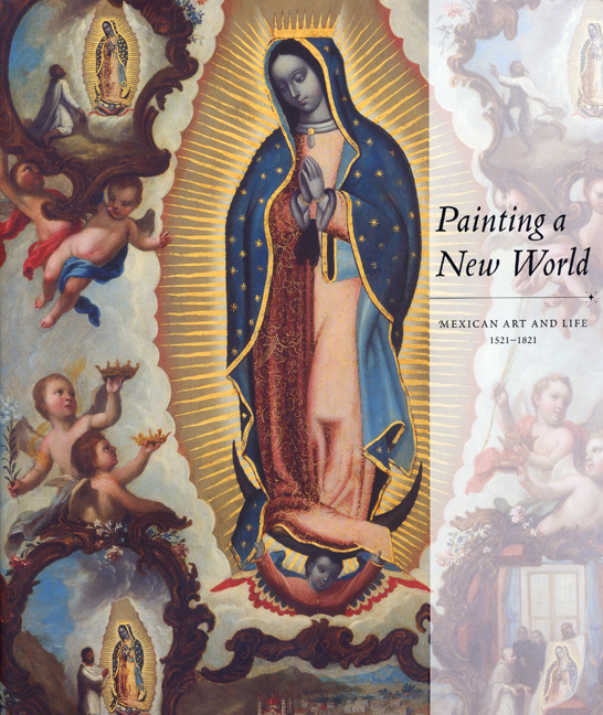 Cover of Painting a New World