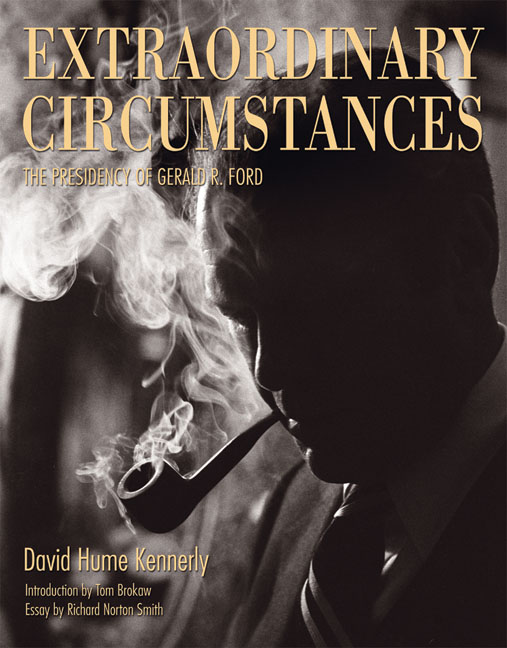 Cover of Extraordinary Circumstances