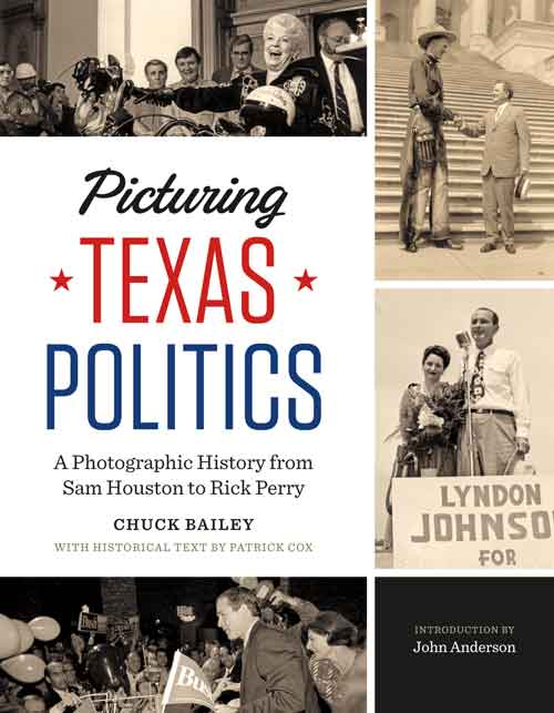 Cover of Picturing Texas Politics