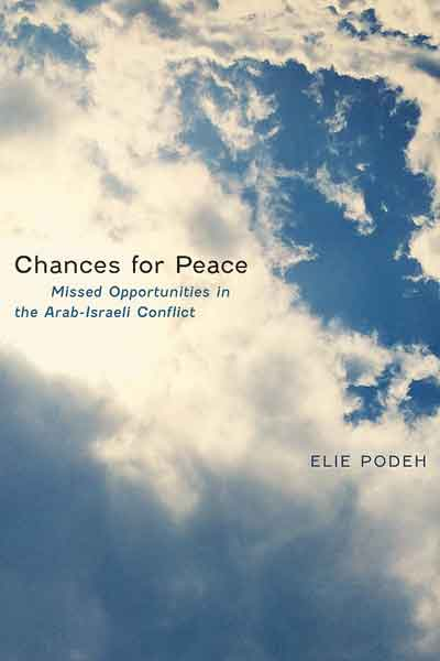 Cover of Chances for Peace