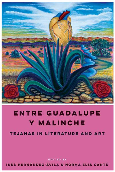 Cover of Entre Guadalupe y Malinche