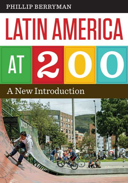 Cover of Latin America at 200