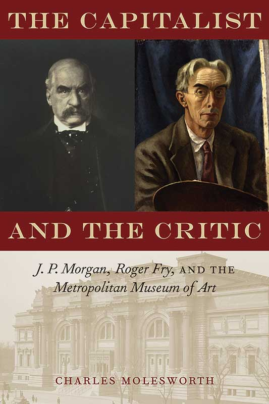 Cover of The Capitalist and the Critic