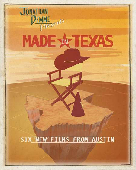 Cover of Jonathan Demme Presents Made in Texas