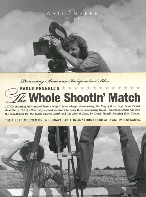 Cover of The Whole Shootin' Match