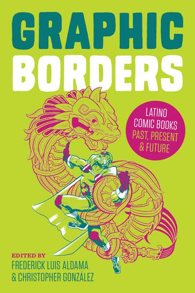 Cover of Graphic Borders