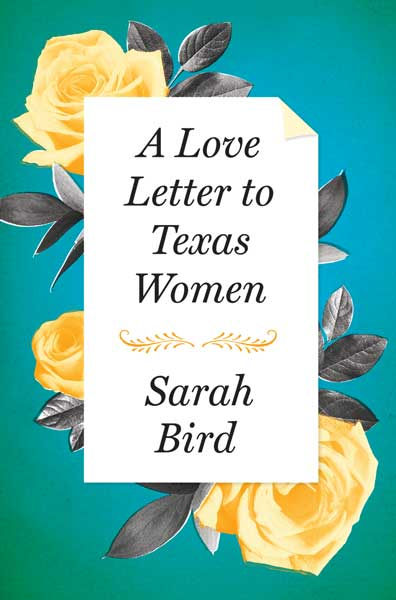 Cover of A Love Letter to Texas Women