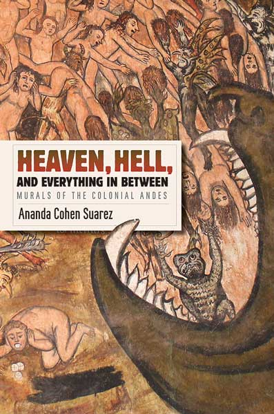 Cover of Heaven, Hell, and Everything in Between