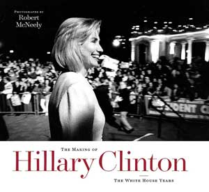 Cover of The Making of Hillary Clinton