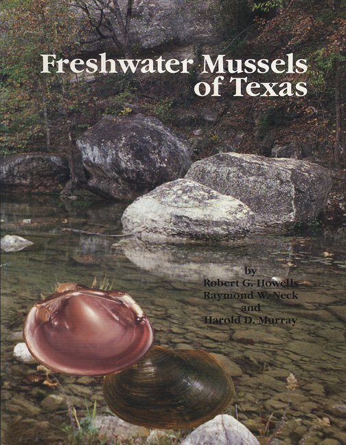 Cover of Freshwater Mussels of Texas