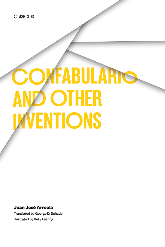 Cover of Confabulario and Other Inventions