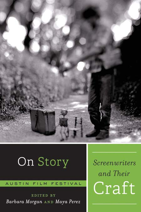 Cover of On Story—Screenwriters and Their Craft