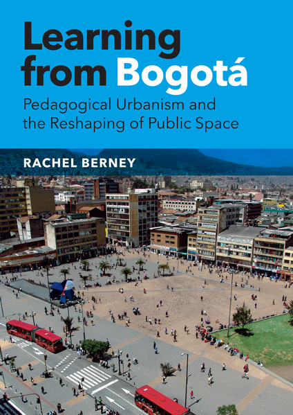 Cover of Learning from Bogotá