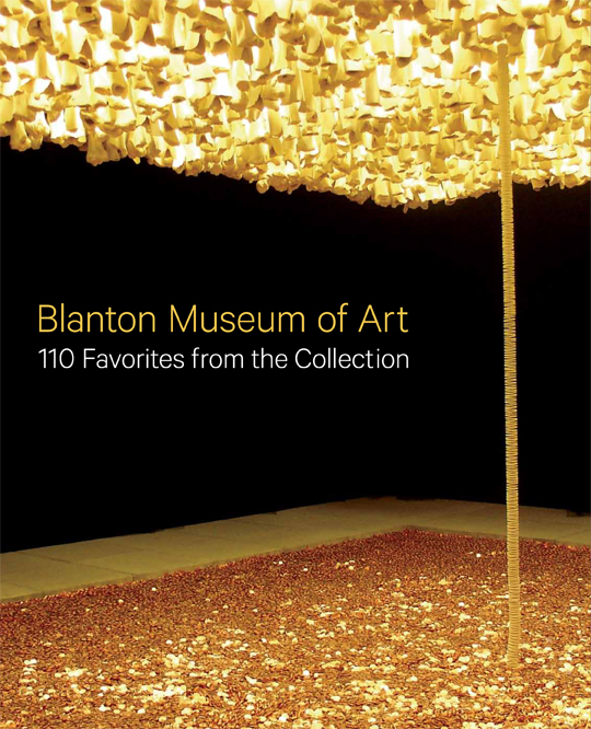 Cover of Blanton Museum of Art