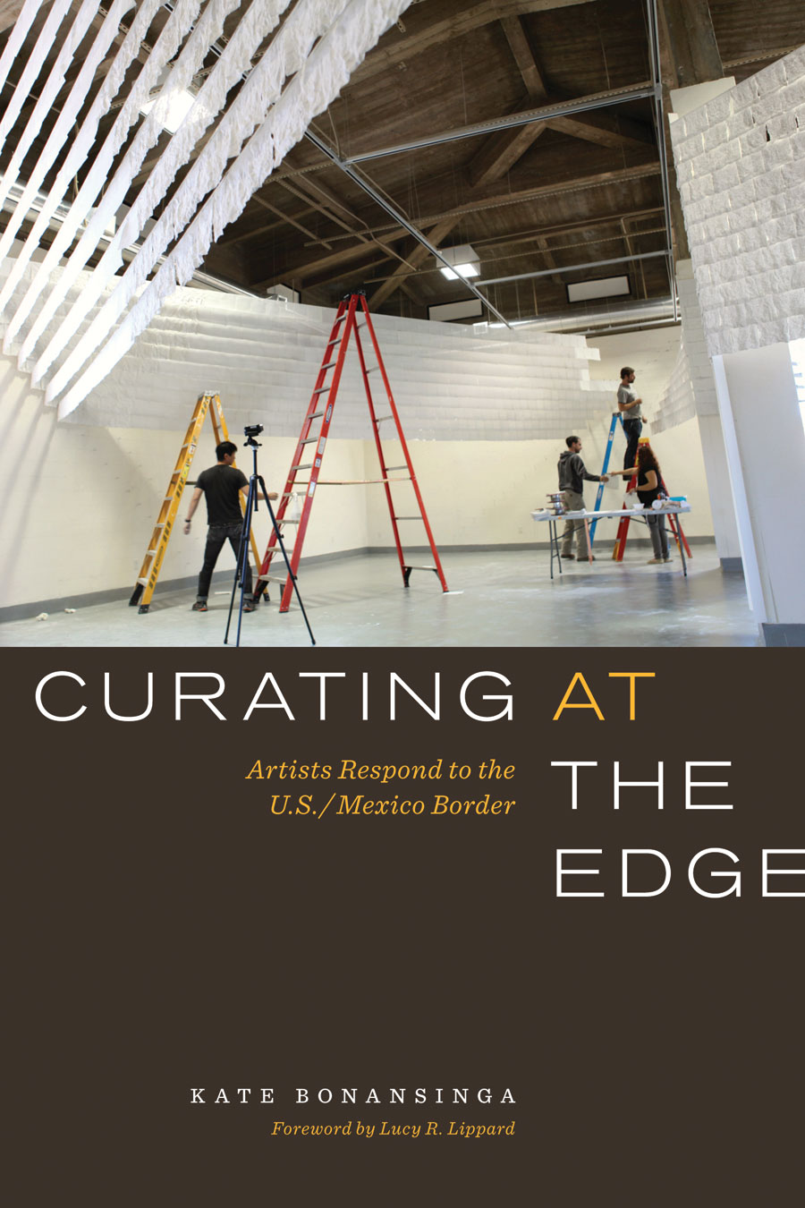 Cover of Curating at the Edge