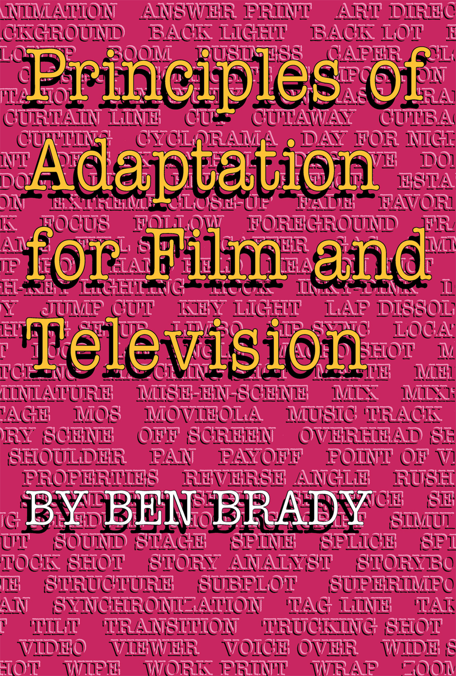 Cover of Principles of Adaptation for Film and Television