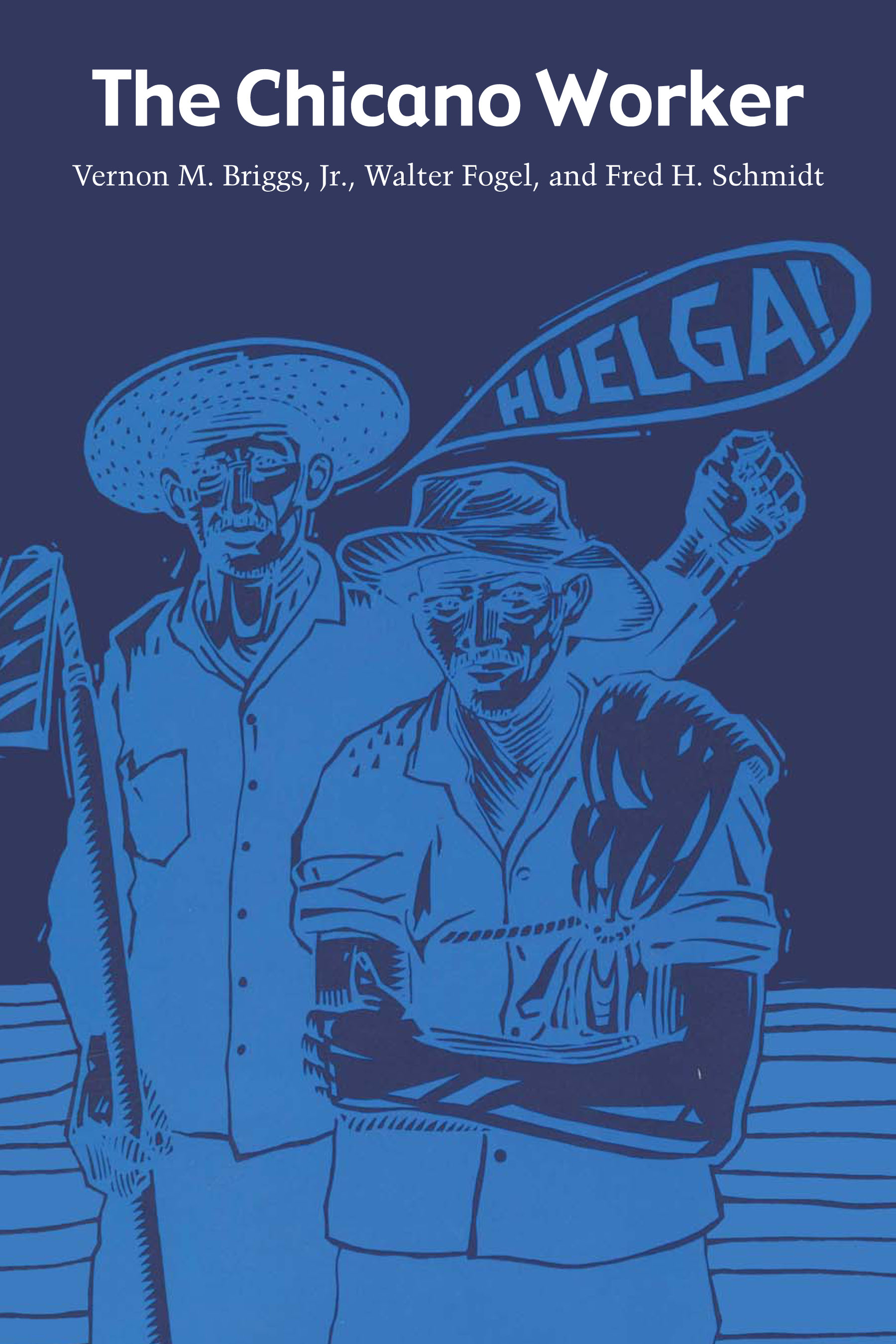 Cover of The Chicano Worker