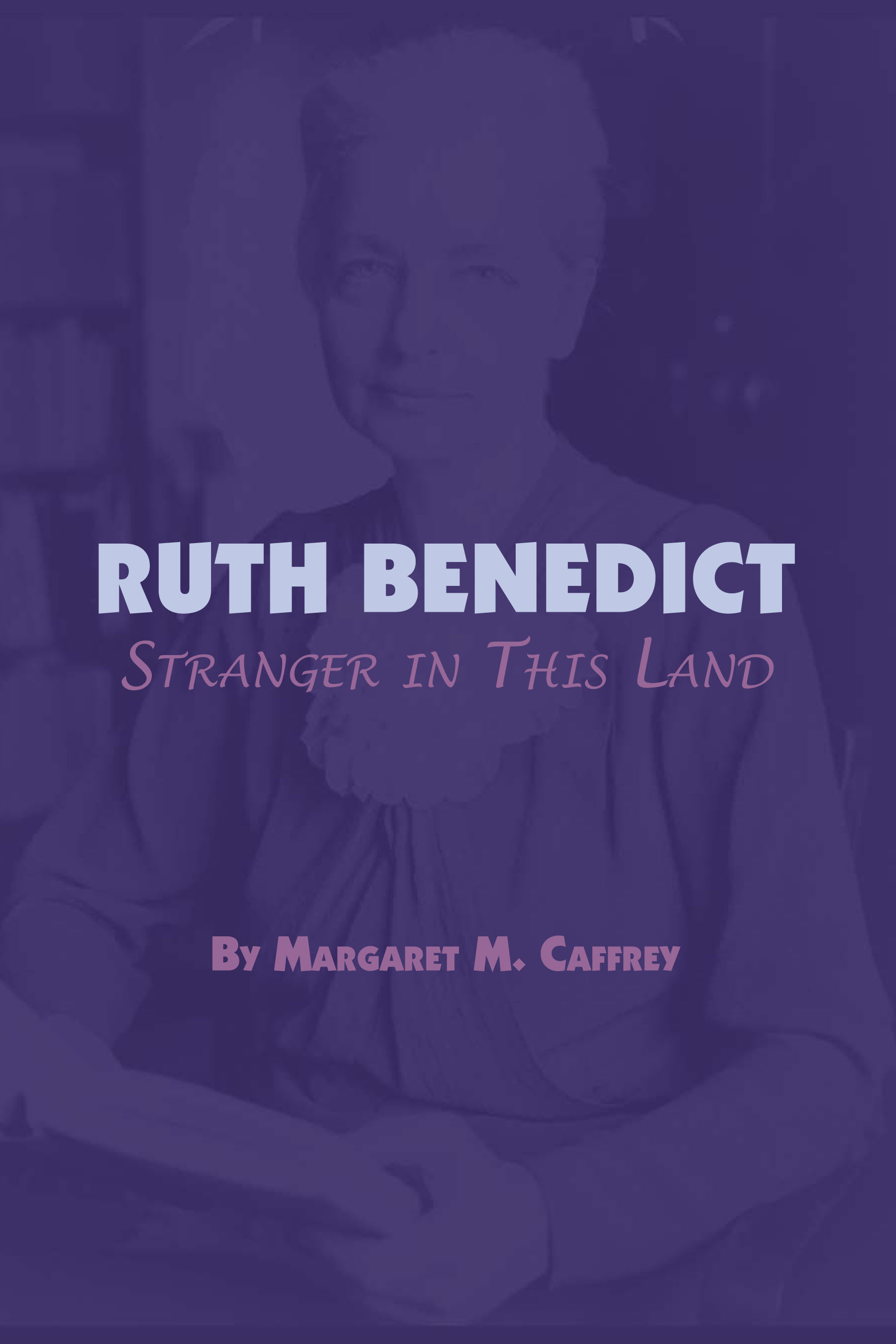 Cover of Ruth Benedict