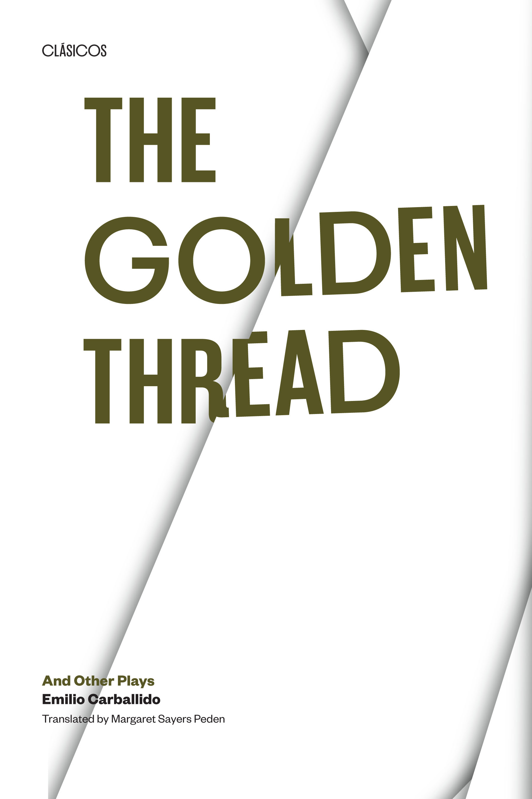 Cover of The Golden Thread and other Plays