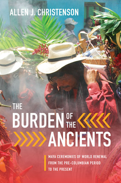Cover of The Burden of the Ancients