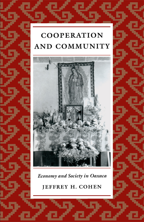 Cover of Cooperation and Community