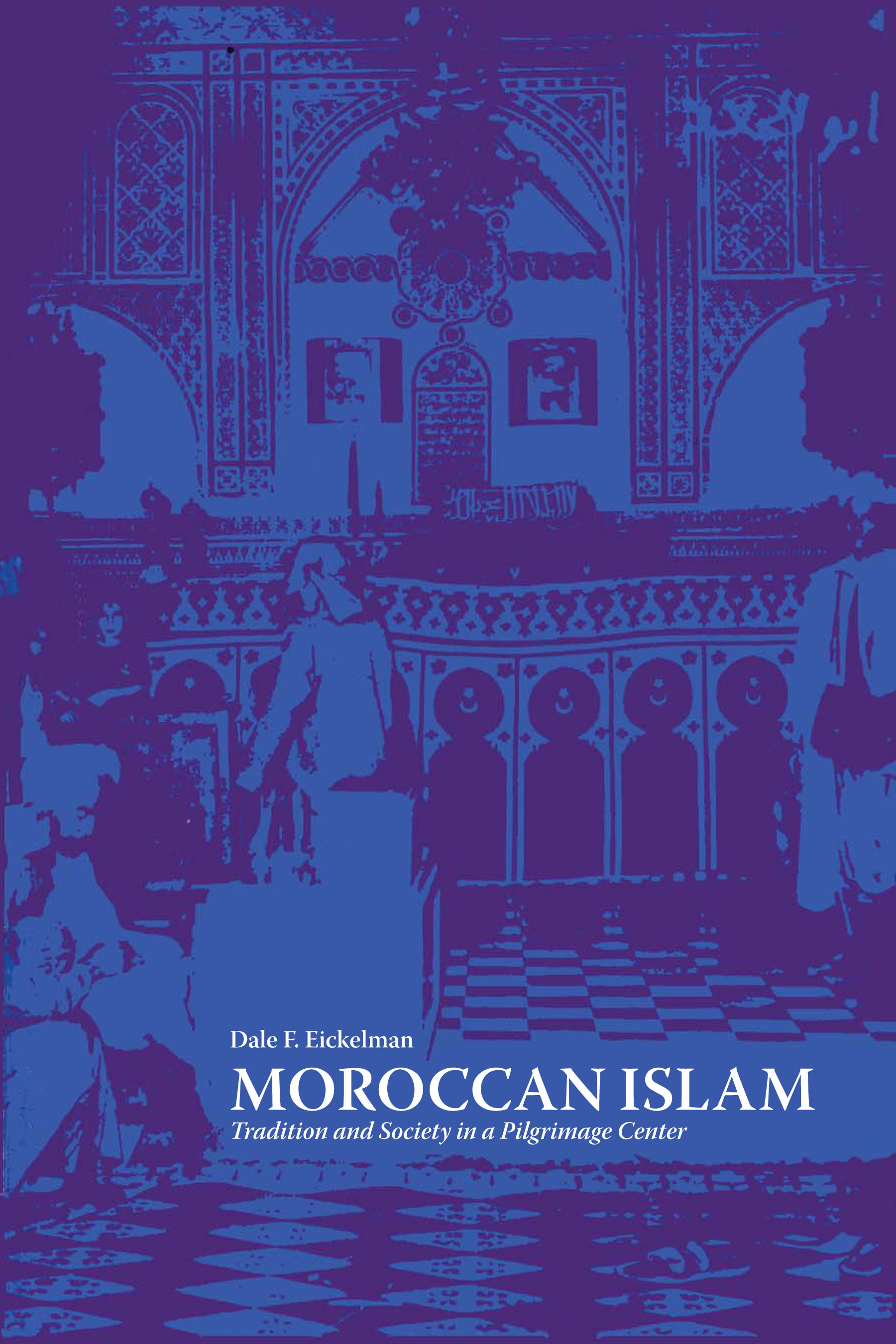 Cover of Moroccan Islam