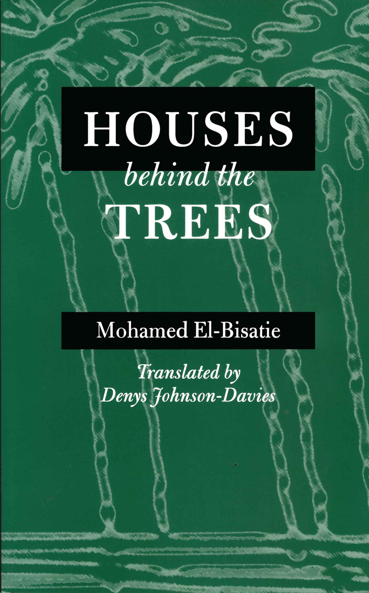 Cover of Houses behind the Trees