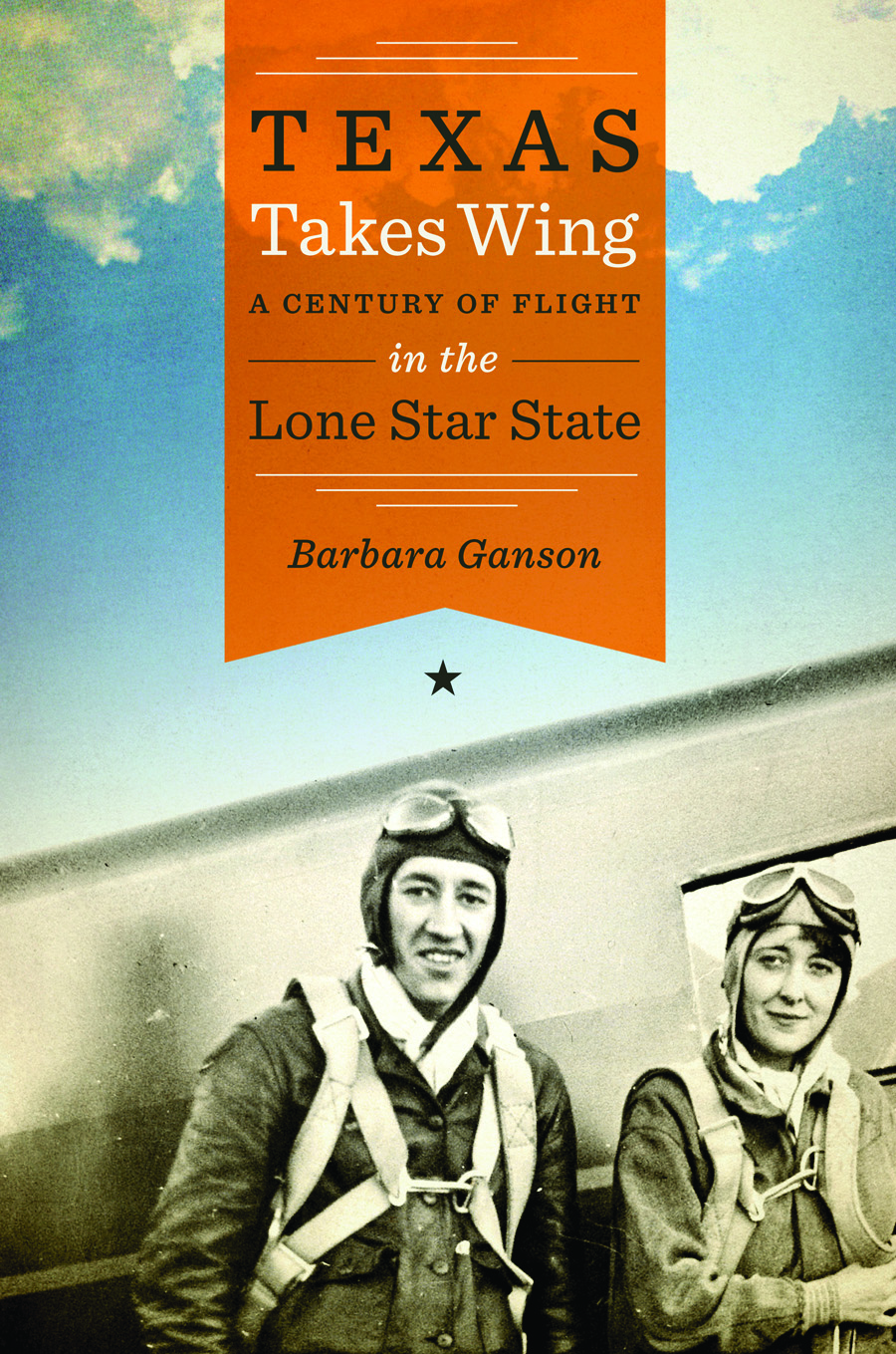 Cover of Texas Takes Wing