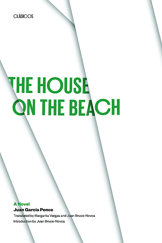 Cover of The House on the Beach