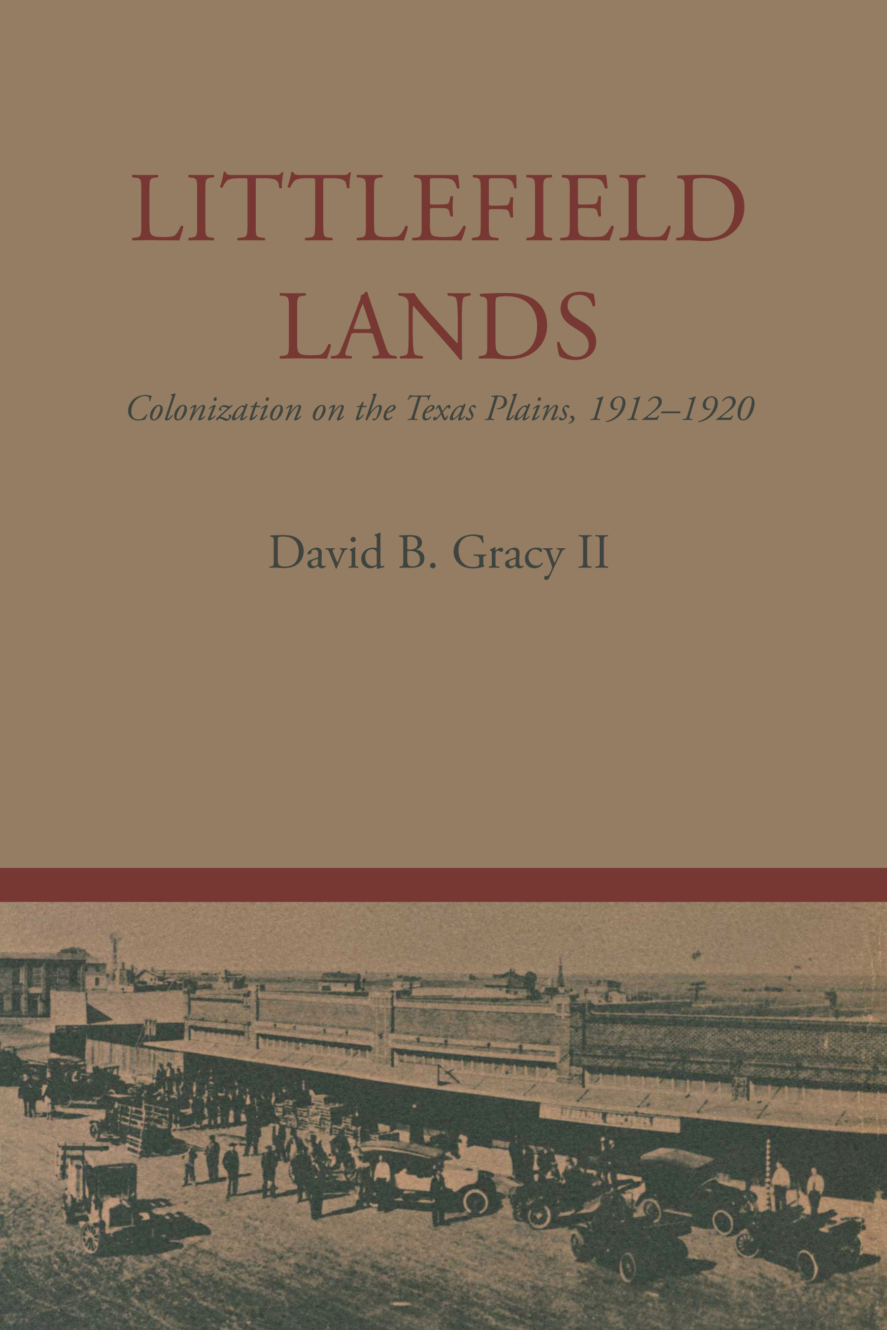 Cover of Littlefield Lands