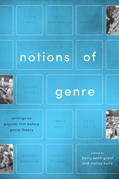 Cover of Notions of Genre