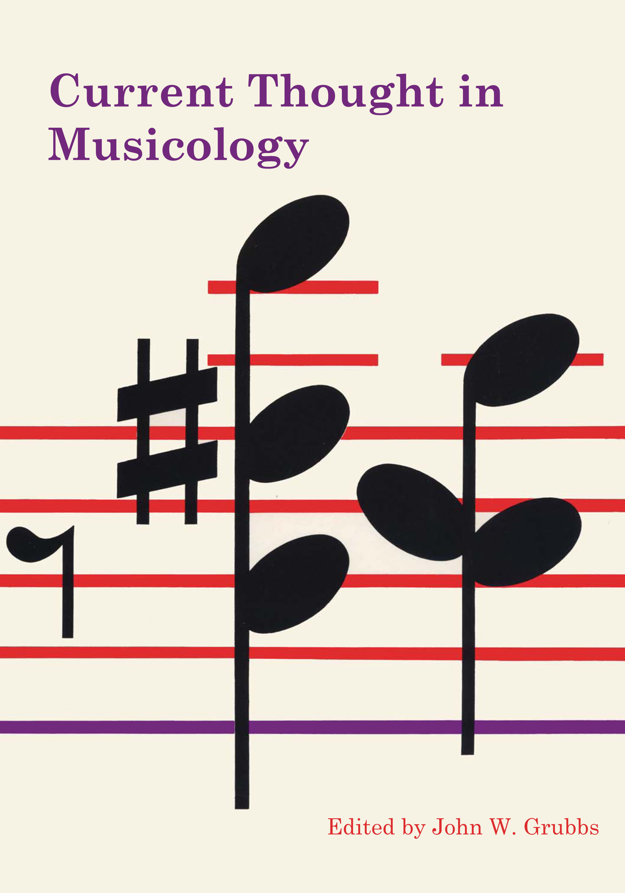 Cover of Current Thought in Musicology