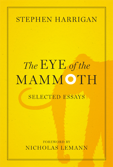 Cover of The Eye of the Mammoth