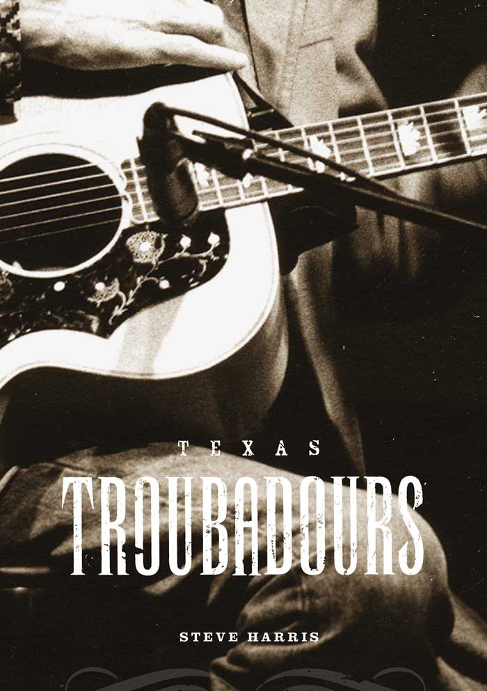 Cover of Texas Troubadours