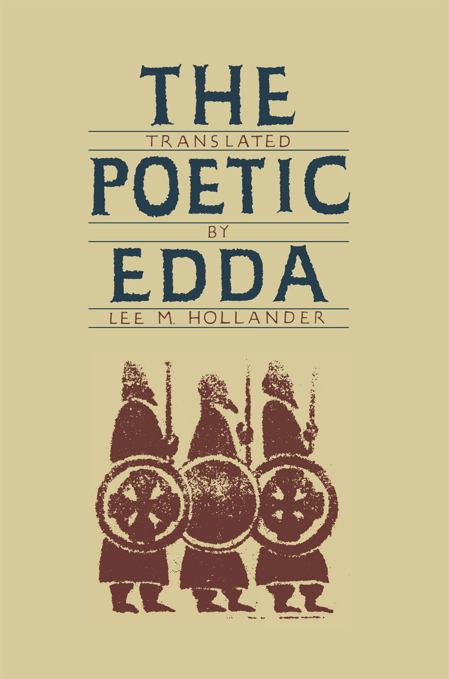 Cover of The Poetic Edda