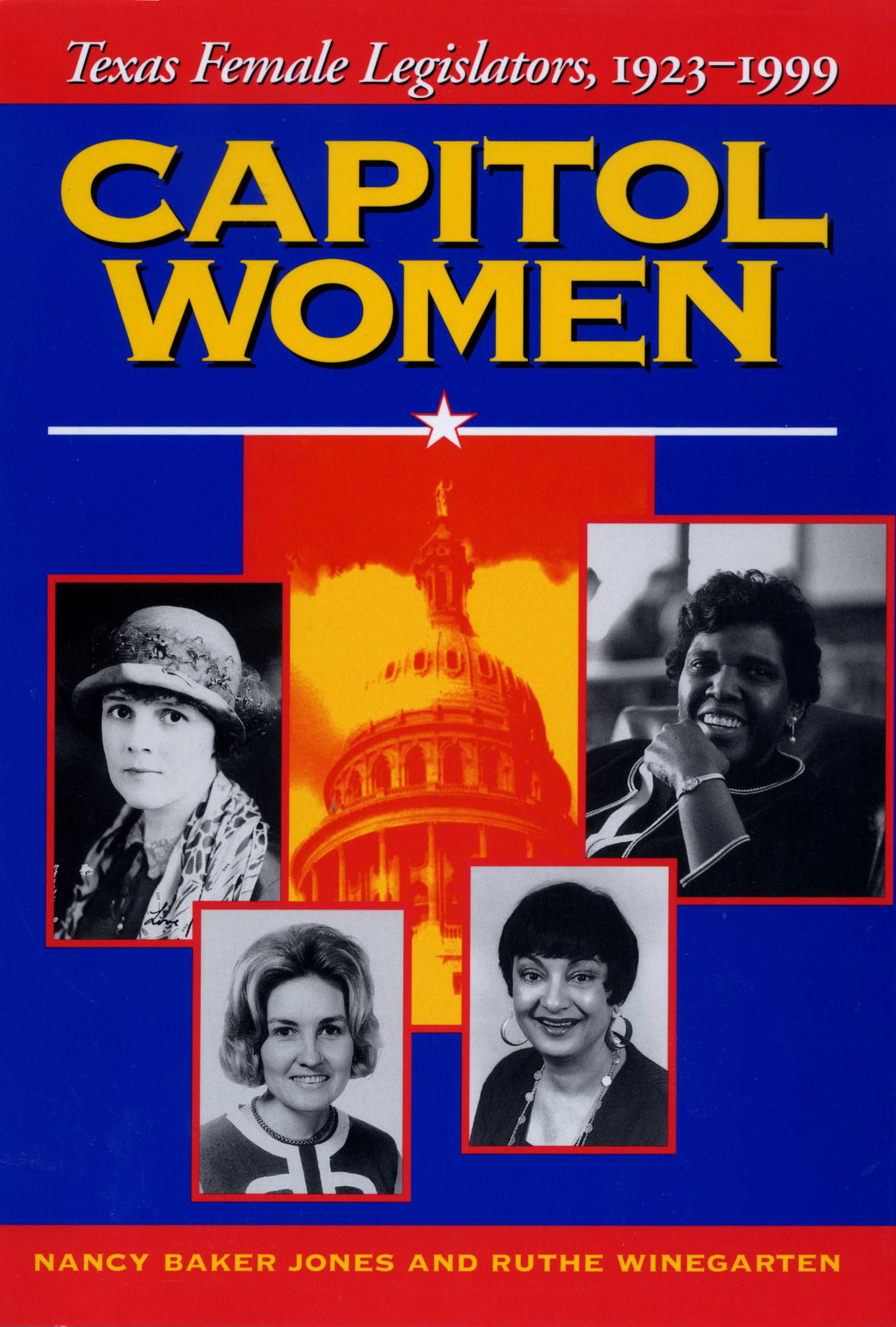 Cover of Capitol Women