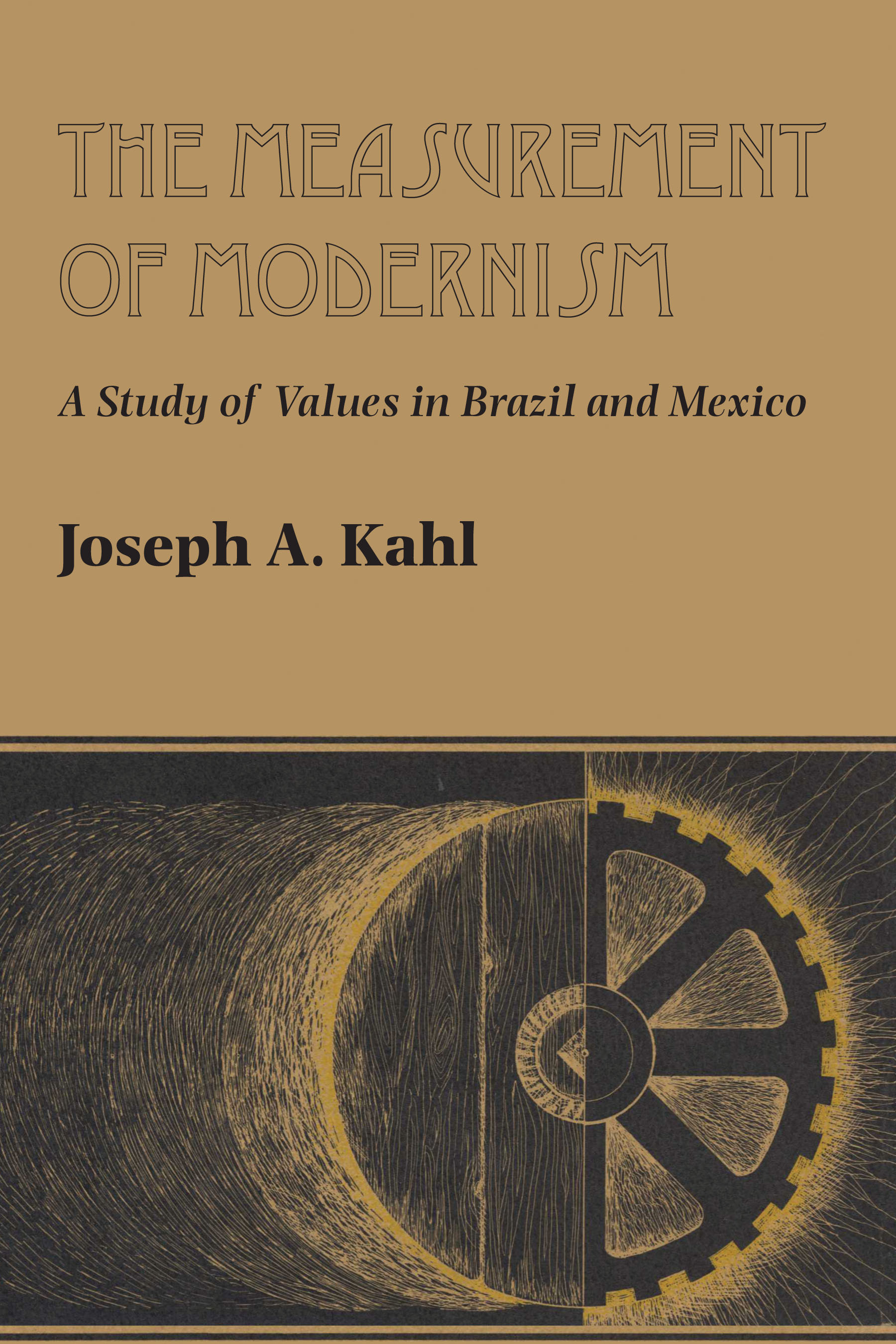 Cover of The Measurement of Modernism