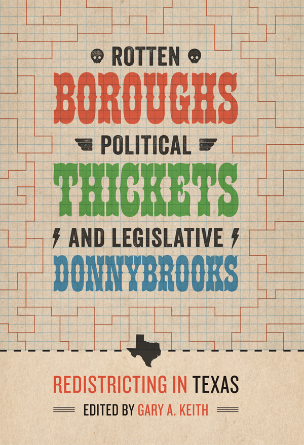 Cover of Rotten Boroughs, Political Thickets, and Legislative Donnybrooks