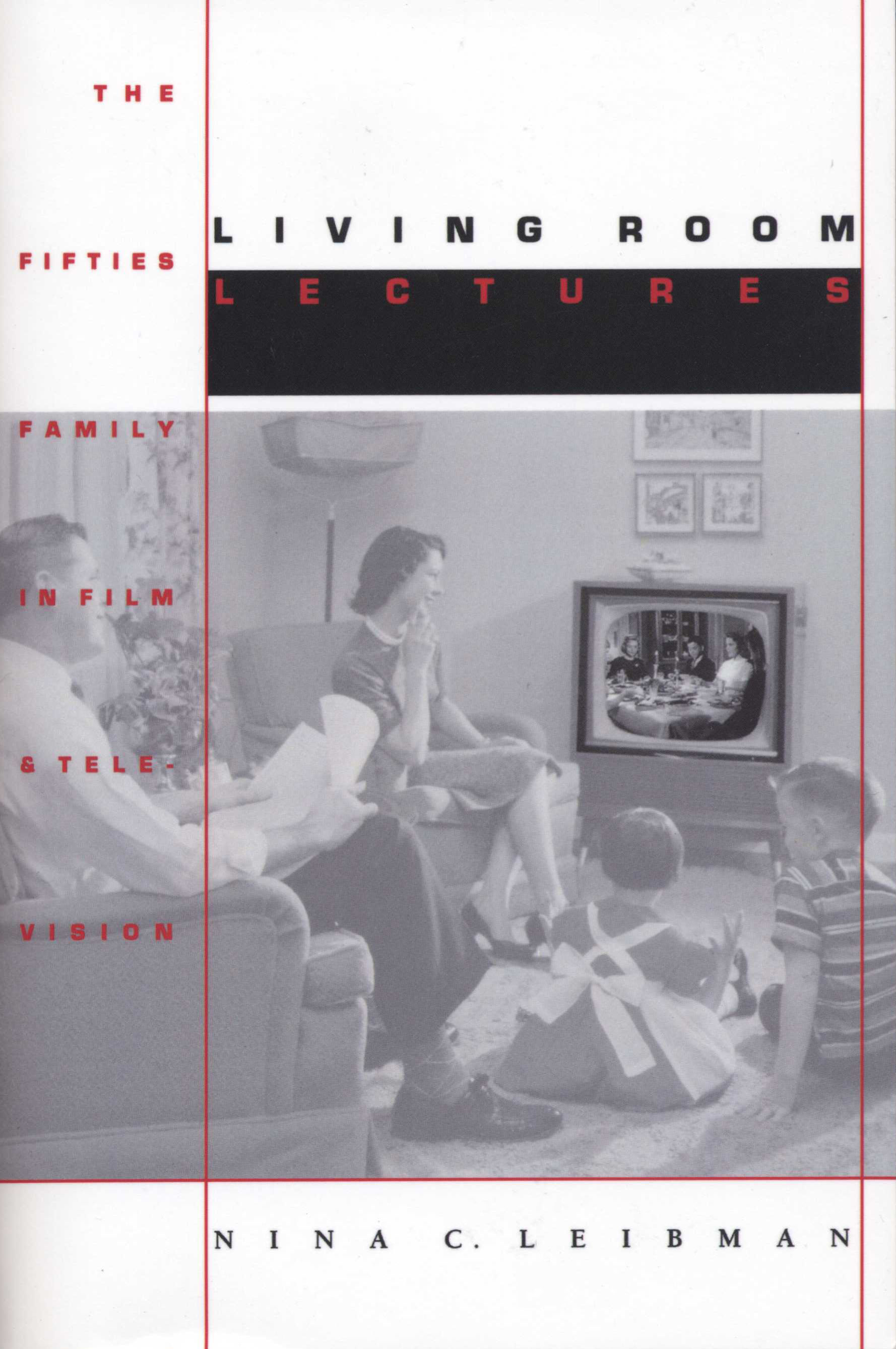 Cover of Living Room Lectures