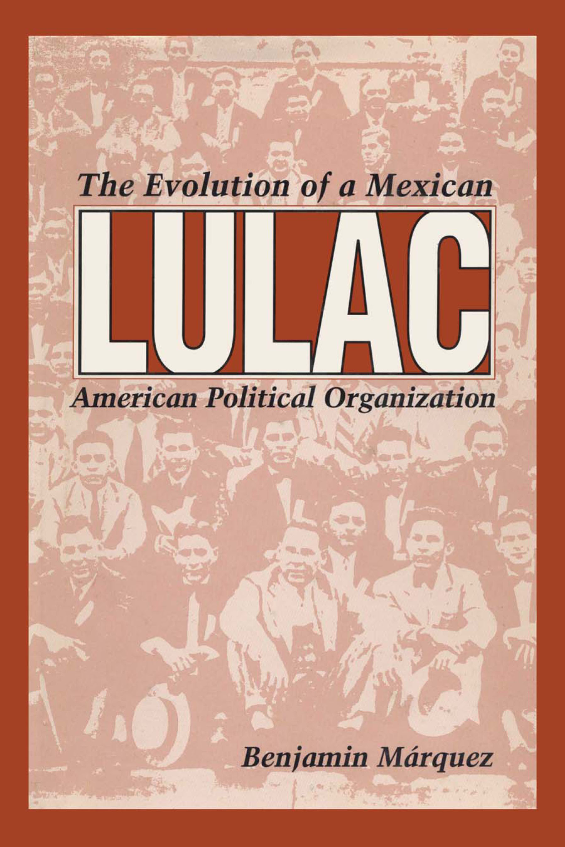 Cover of LULAC