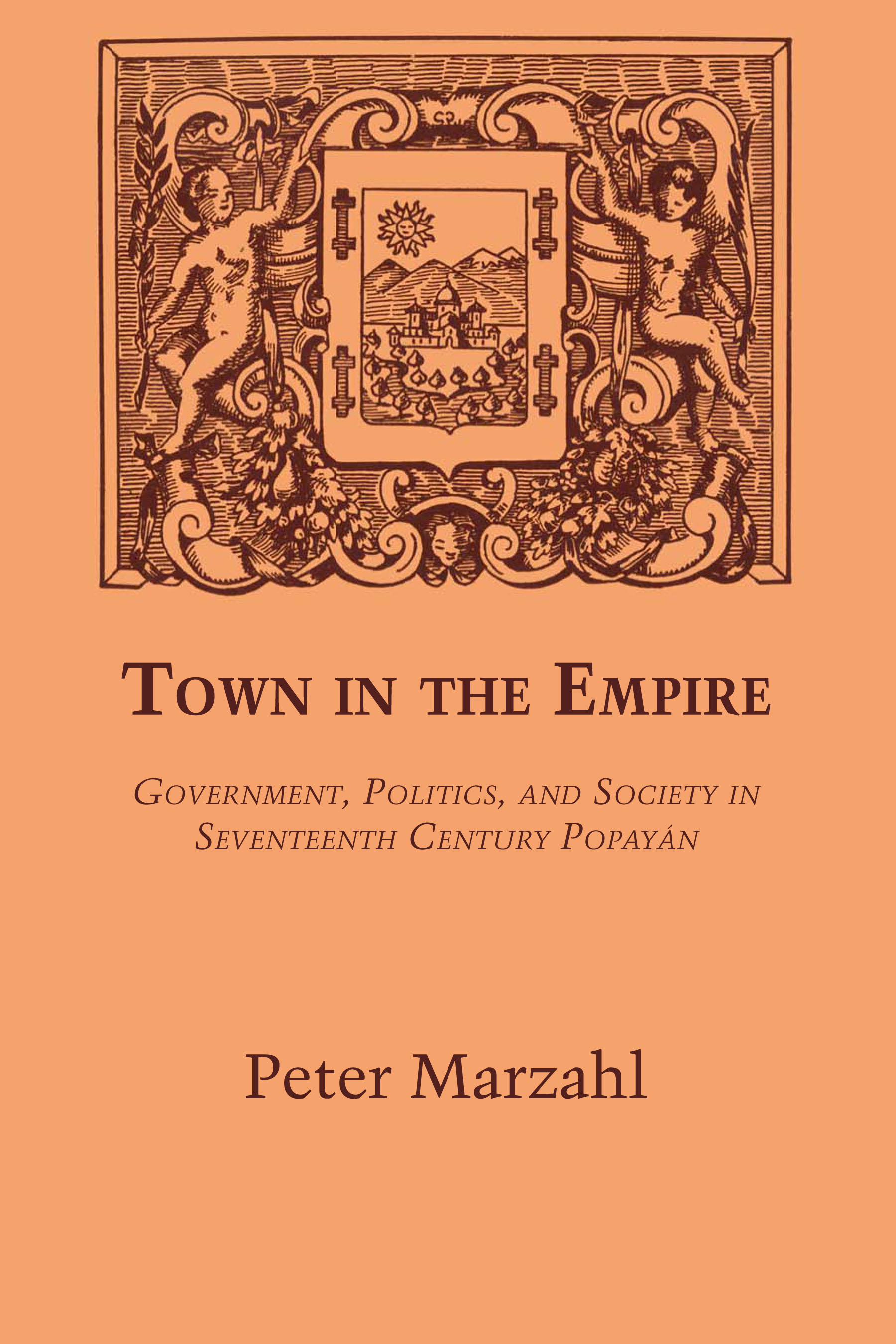 Cover of Town in the Empire