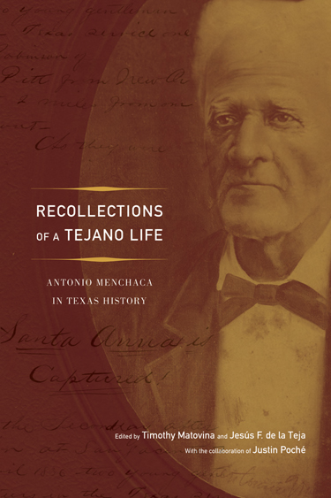 Cover of Recollections of a Tejano Life