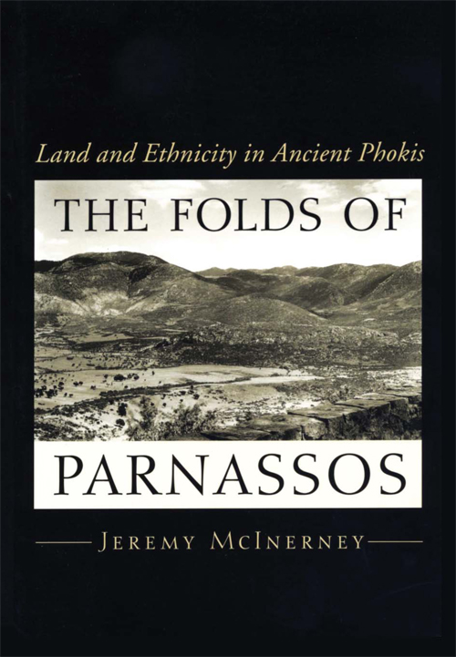 Cover of The Folds of Parnassos