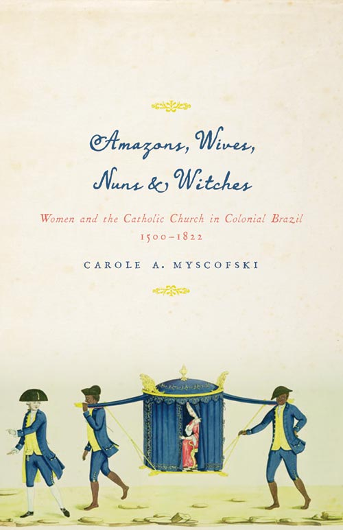 Cover of Amazons, Wives, Nuns, and Witches