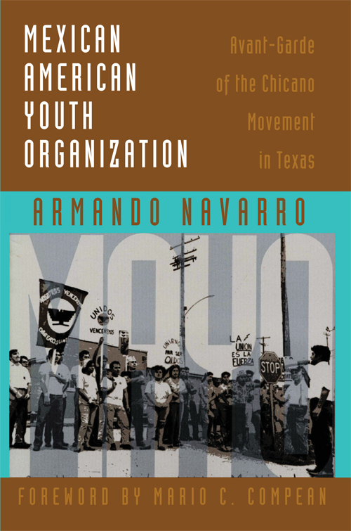 Cover of Mexican American Youth Organization