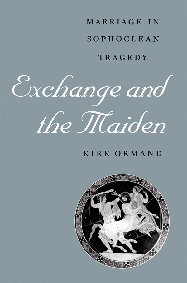 Cover of Exchange and the Maiden