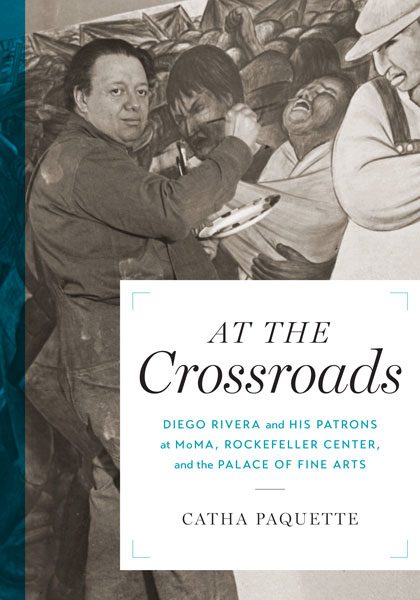 Cover of At the Crossroads