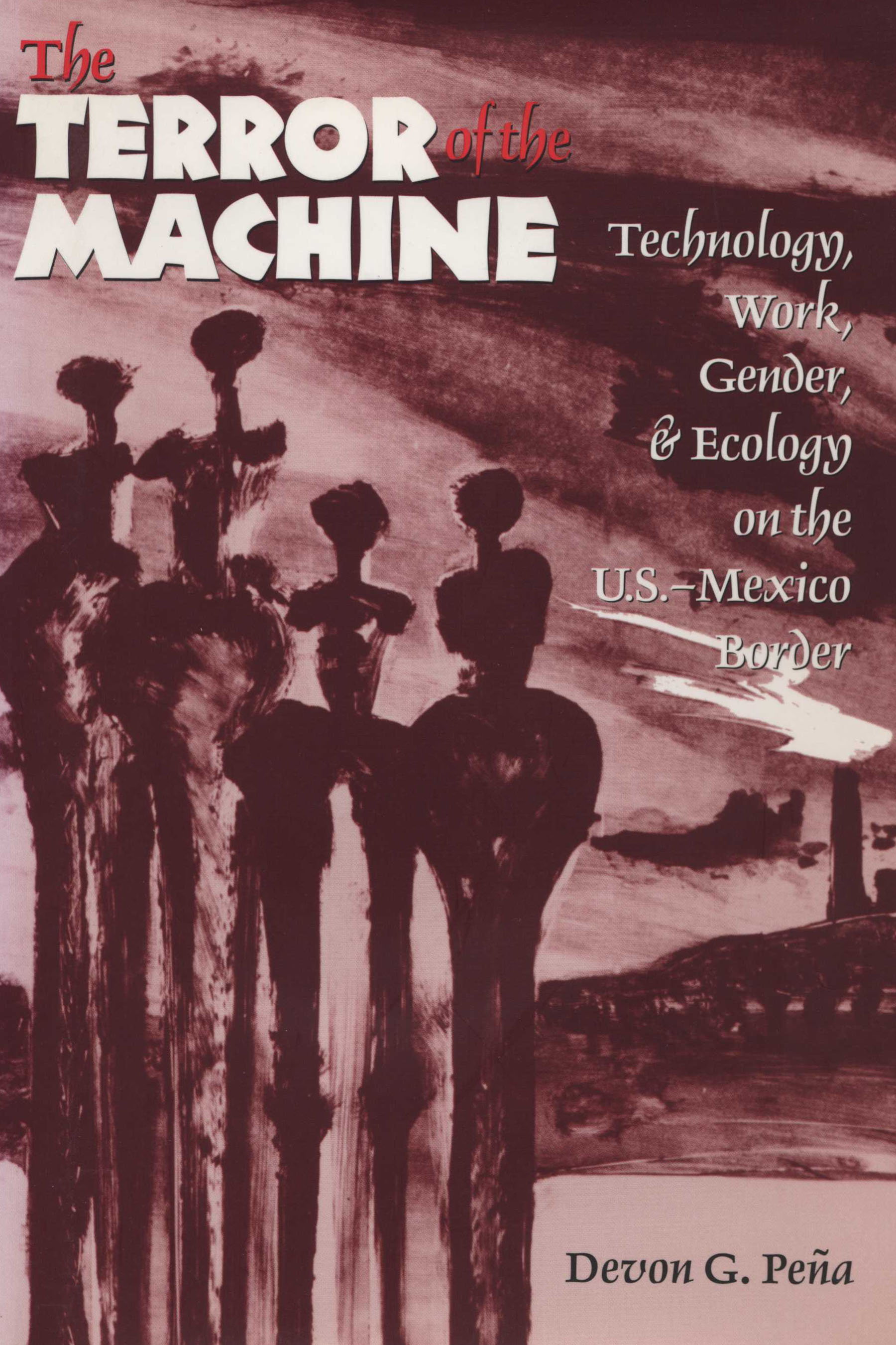 Cover of The Terror of the Machine